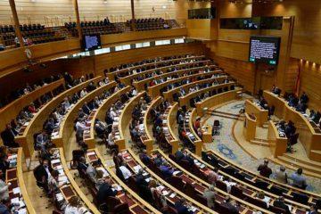 Senado, España