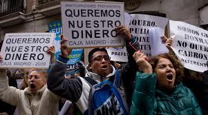preferentes manifestantes