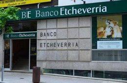 Banco Etcheverria