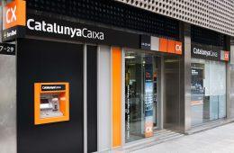 Oficina de Catalunya Caixa Buenos Aires/Comte Urgell14.12.10