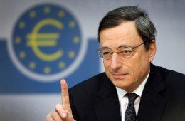 Banco Central Europeo - Mario Dragui