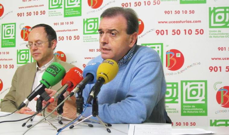 UCE ASTURIAS. Dacio Alonso. José Antonio Ballesteros.
