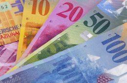 francos suizos