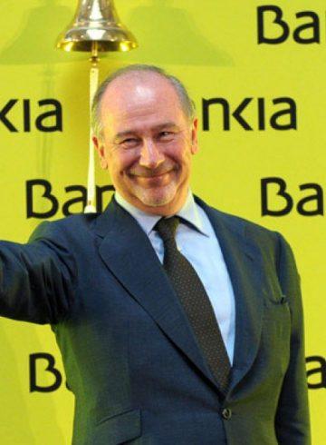 Bankia, Rodrigo Rato, Salida Bolsa, Preferentes