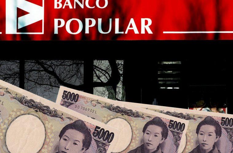 Banco Popular, Hipoteca Multidivisa, Yenes