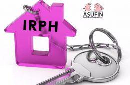 indice irph asufin