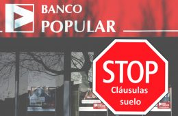 Suelo Banco Popular Asufin