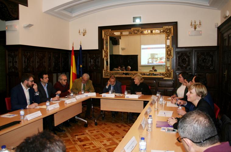 Reunión Defensor del Pueblo - Asufin - Cesiçon de Crédito - Titulizaciones