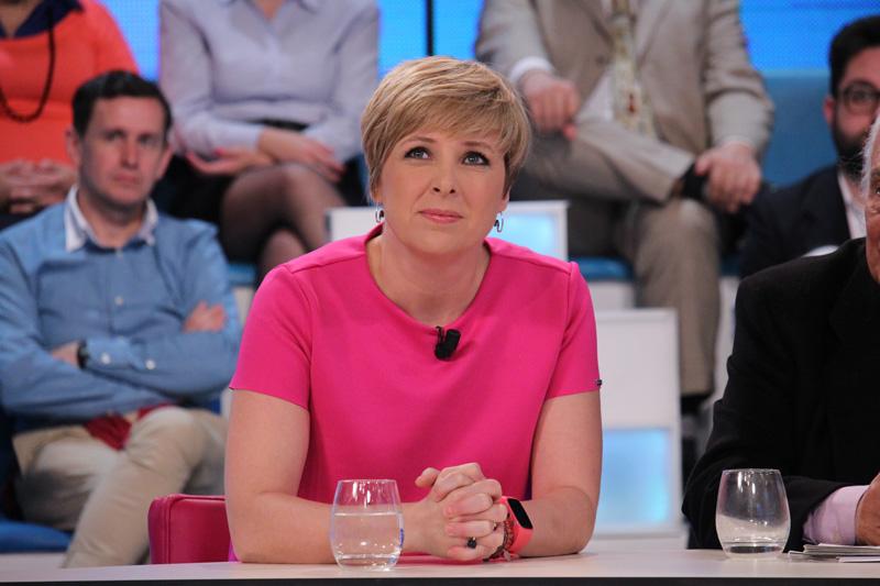 Patricia Suárez, presidenta de ASUFIN en Espejo Público - Susanna Griso