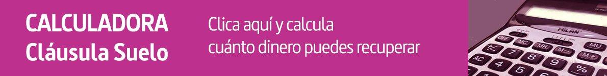 Calculadora Suelo - Calcula cuánto dinero puedes recuperar