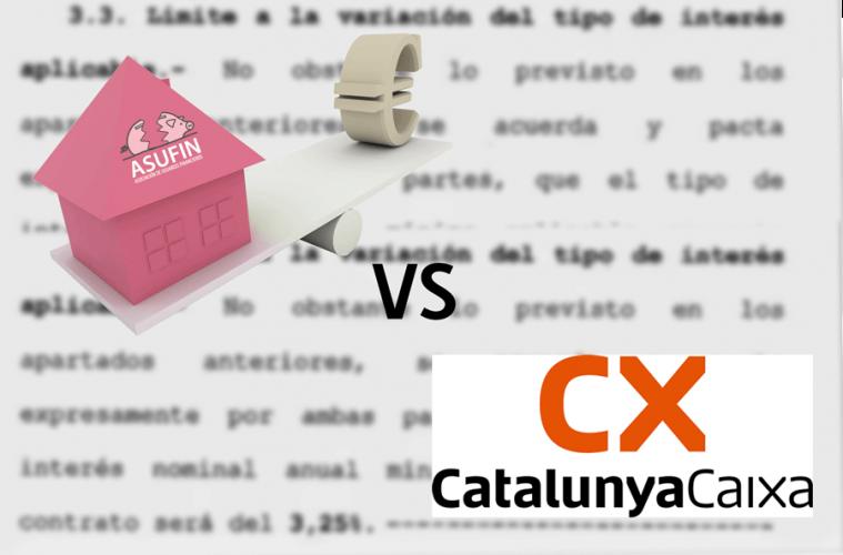 Cl usula suelo asufin cuenta con 10 nuevas sentencias for Clausula suelo la caixa